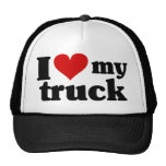 I corazón mi camión gorras