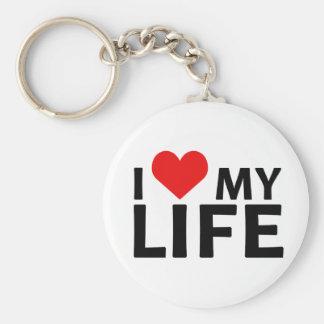 I corazón mi colección 1 de la vida llaveros