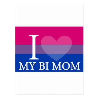 I corazón mi mamá del BI Postal