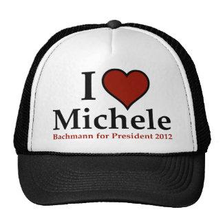 I corazón Micaela Bachmann Gorro De Camionero