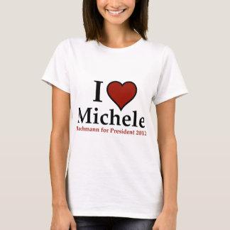 I corazón Micaela Bachmann Playera