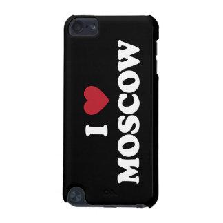 I corazón Moscú Rusia Funda Para iPod Touch 5G
