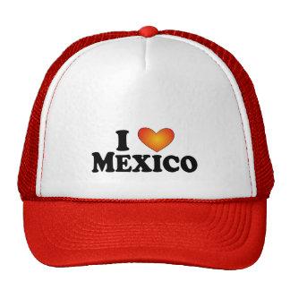 I (corazón) Multi-Productos de México - de Lite Gorro De Camionero