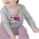 I corazón Nana Camisetas