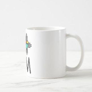 I corazón nanómetro taza de café