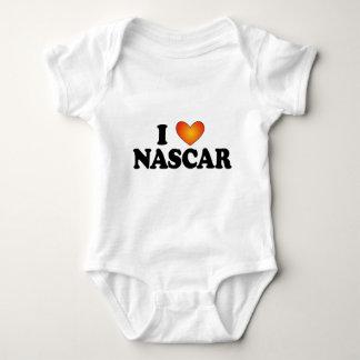 I (corazón) NASCAR - Mult-Productos de Lite Body Para Bebé