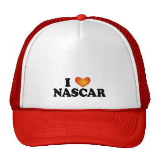 I (corazón) NASCAR - Mult-Productos de Lite Gorro