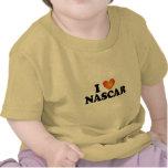 I (corazón) NASCAR - Mult-Productos de Lite Camiseta