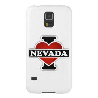 I corazón Nevada Funda De Galaxy S5