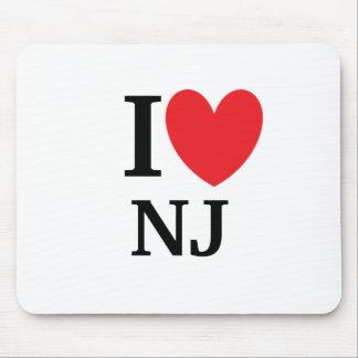 I corazón New Jersey Mousepad