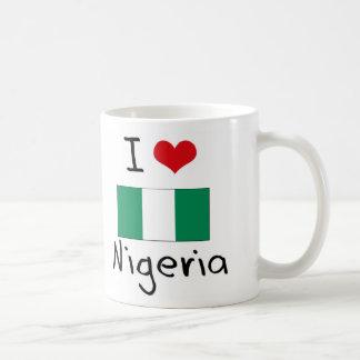 I CORAZÓN NIGERIA TAZAS