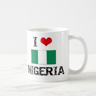 I CORAZÓN NIGERIA TAZA DE CAFÉ