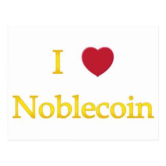 I corazón Noblecoin