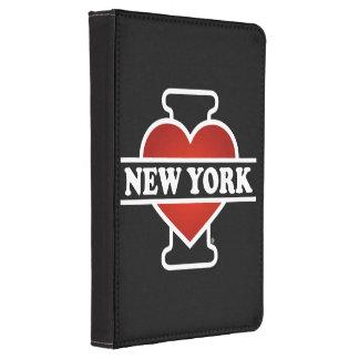 I corazón Nueva York Funda De Kindle 4