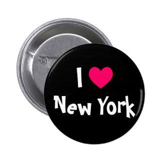 I corazón Nueva York Pin