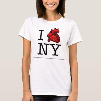 I (corazón) NY Playera