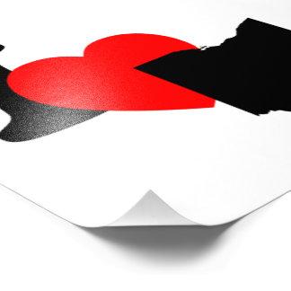 I corazón Ohio Cojinete