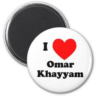 I corazón Omar Khayyam Imán Redondo 5 Cm