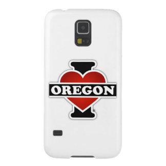 I corazón Oregon Carcasas De Galaxy S5