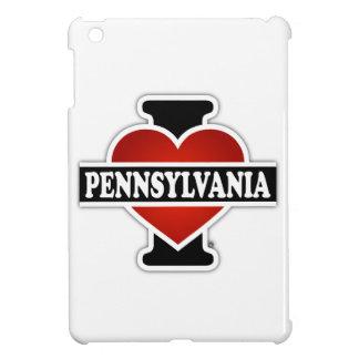 I corazón Pennsylvania