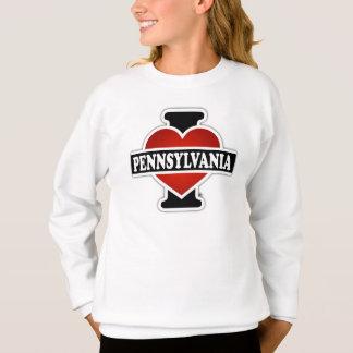 I corazón Pennsylvania Camisas