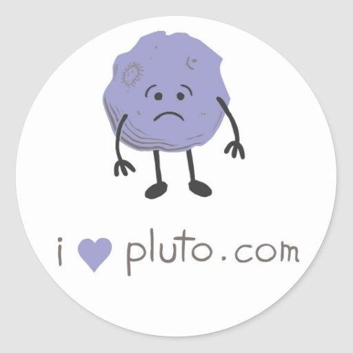 i corazón pluto.com etiquetas