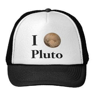 I corazón Plutón Gorros Bordados