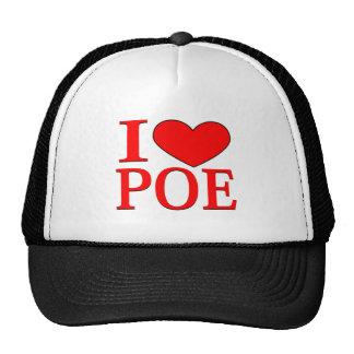I corazón Poe Gorro De Camionero