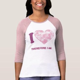 I corazón por lo tanto camisas