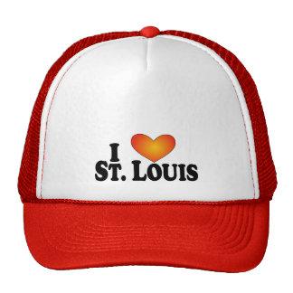 I (corazón) productos de St. Louis - de Lite Gorros