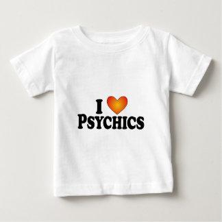 I (corazón) Psychics - camisetas de muchos Remeras