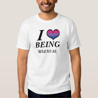 I corazón que es bisexual poleras