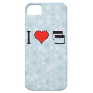 I corazón que se oirá iPhone 5 carcasas