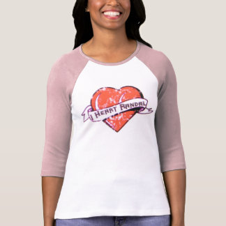 I corazón Randal_Lil Bigs Camisetas