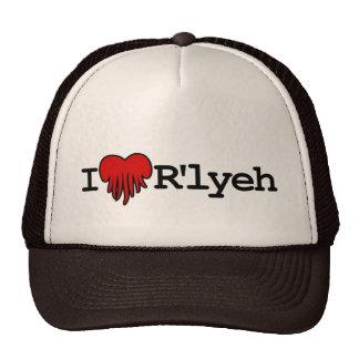 I corazón R'lyeh Gorros