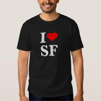 I corazón San Francisco Remeras