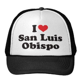 I corazón San Luis Obispo Gorra