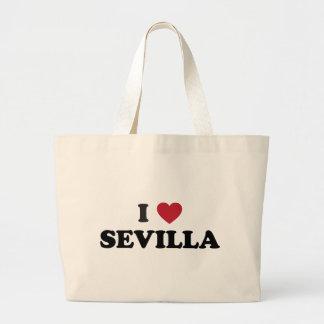 I corazón Sevilla España Bolsa De Mano
