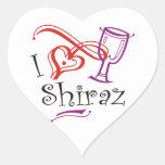 I corazón Shiraz Colcomanias Corazon