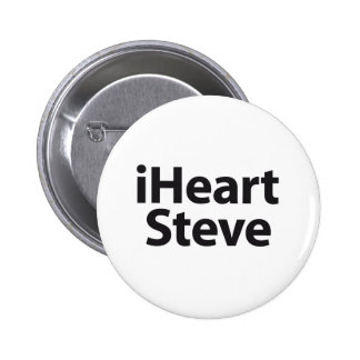 I corazón Steve Pin