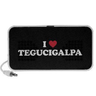 I corazón Tegucigalpa Honduras Mini Altavoz