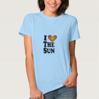 I (corazón) The Sun - Multi-Productos de Lite Playeras