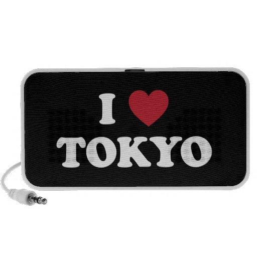I corazón Tokio Japón Altavoz