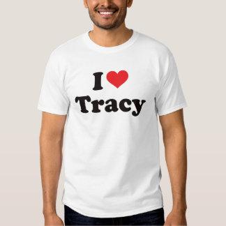 I corazón Tracy Playeras