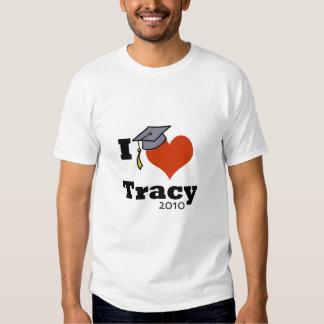 I corazón Tracy Remeras