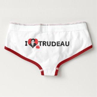 I corazón Trudeau Culottes