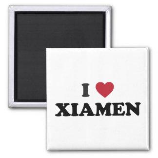 I corazón Xiamen China Imán De Nevera