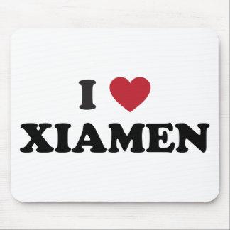 I corazón Xiamen China Tapete De Ratones