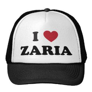 I corazón Zaria Nigeria Gorras
