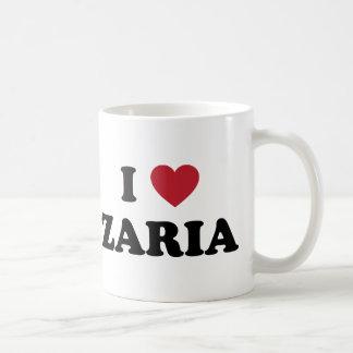 I corazón Zaria Nigeria Taza